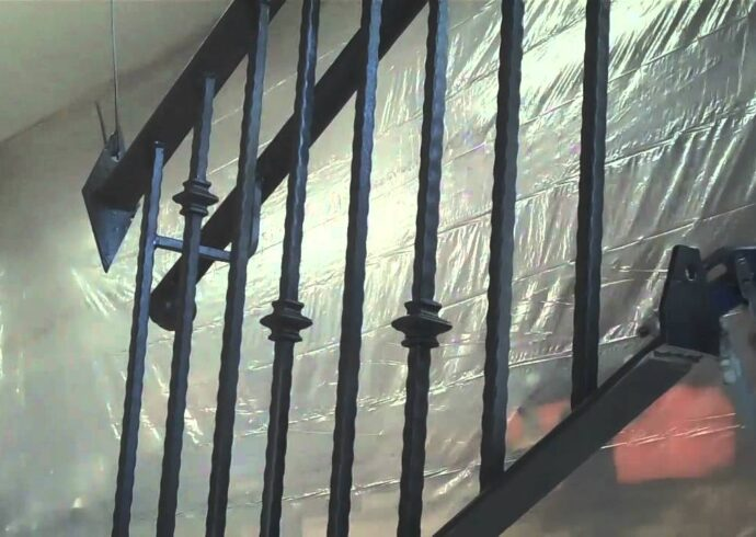 Metal Railings Painting-College Station TX Professional Painting Contractors-We offer Residential & Commercial Painting, Interior Painting, Exterior Painting, Primer Painting, Industrial Painting, Professional Painters, Institutional Painters, and more.