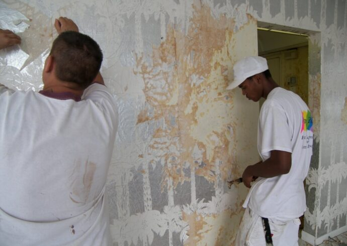 Wallpaper Removal and Installation-College Station TX Professional Painting Contractors-We offer Residential & Commercial Painting, Interior Painting, Exterior Painting, Primer Painting, Industrial Painting, Professional Painters, Institutional Painters, and more.